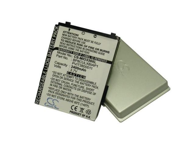 2400mAh Battery For Medion MD2190, MDPPC 200, MD40885 Extended with back cover