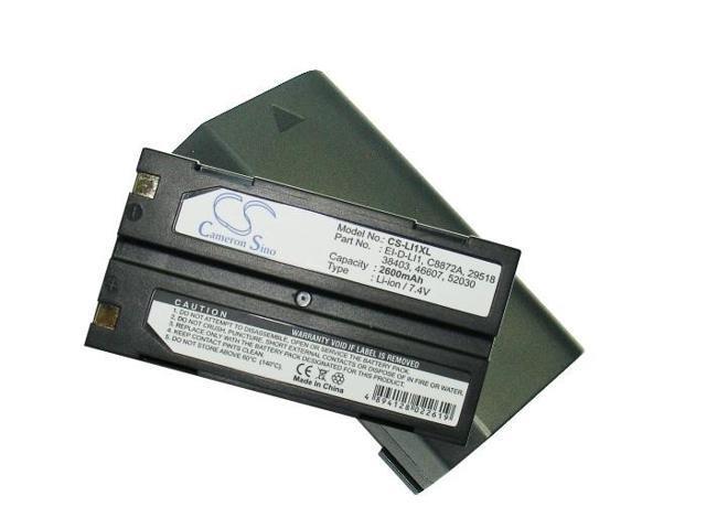 2600mAh Battery For Trimble 29518, 38403, 46607, 52030, 54344, 5700, 5800