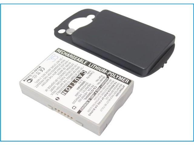 3000mAh Battery For i-mate JASJAM More Extended with Back Cover