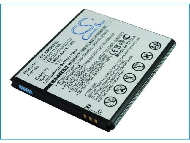 1400mAh Battery For SAMSUNG SGH-i997, Galaxy S Infuse 4G