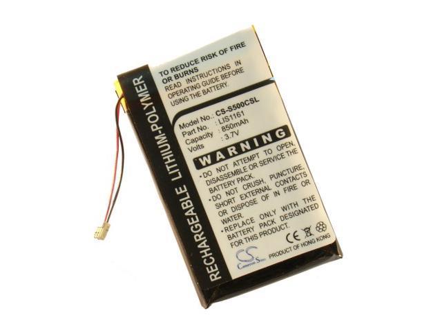 850mAh Battery For Sony Clie PEG-S300, Clie PEG-S320, Clie PEG-S500