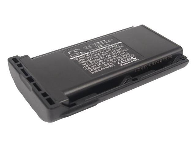 vintrons (TM) Bundle - 940mAh Replacement Battery For ICOM IC-4011, IC-F44GT, + vintrons Coaster