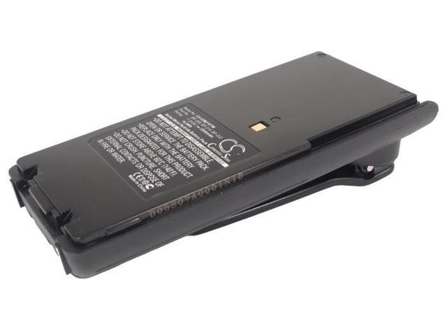 vintrons (TM) Bundle - 2500mAh Replacement Battery For ICOM IC-A24, IC-F3GS, IC-F3GT, + vintrons Coaster