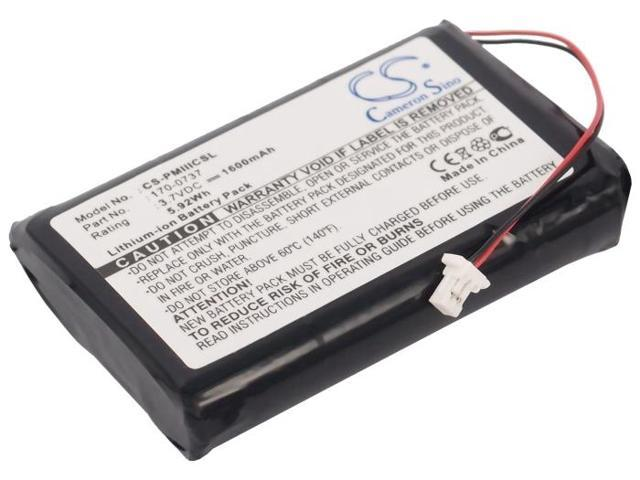 vintrons Replacement Battery For IBM WorkPad 8602-20X, PALM,III,IIIc,IIIe,IIIx,IIIxe,Viic
