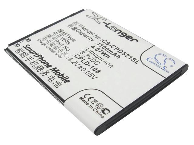 Battery For COOLPAD 5210A, 5210D,