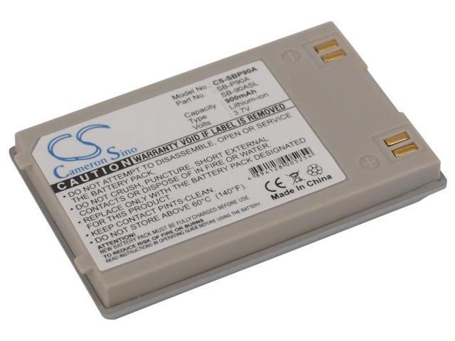 vintrons Replacement Battery For SAMSUNG VP-M2100B