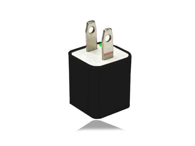 2 X BLACK Premium Universal USB TRAVEL CHARGER for Samsung, Apple iPhone 4 4S 5 5S 5C, smartphones, e-book readers