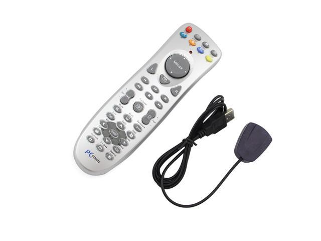 Free Shipping USB PC Laptop Remote Control Media Center Controller for Windows 7, XP, Vista