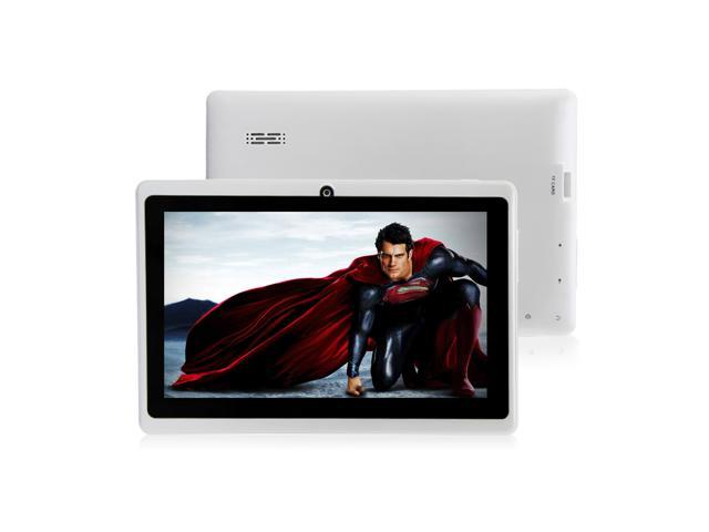 """White 4GB 7"""" MID A13 Android 4.0 Multi-touch Capacitive Tablet PC WIFI 3G 512MB"""