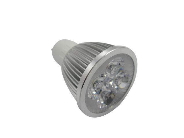 GU10 High Power 4W LED Energy Saving Cool White Spot Light Bulb Lamp 110-220V
