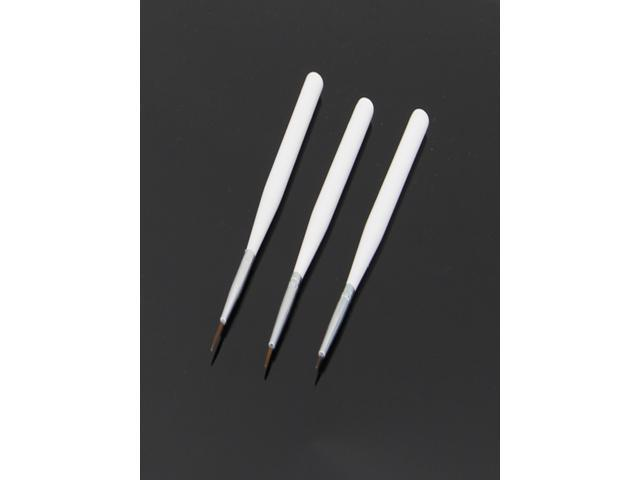 3 in 1 Professional Detailer Liner and Striper Nail Art Brush Pens