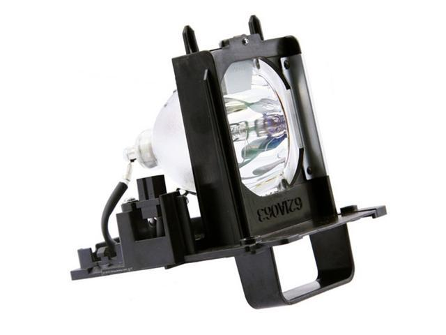 DLT 915B455011 Replacement projector / TV lamp with Housing For MITSUBISHI WD-73640 WD-73740
