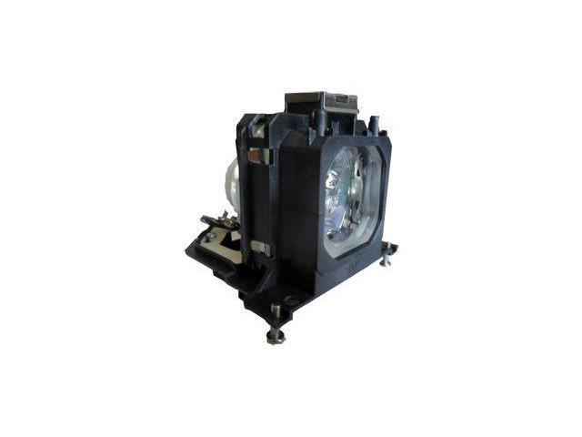 dlt poa lmp114 replacement lamp with housing for sanyo plc. Black Bedroom Furniture Sets. Home Design Ideas