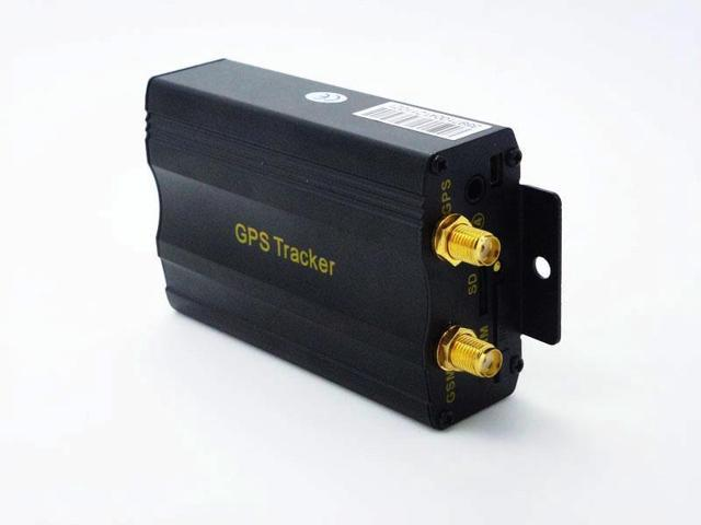 Car Vehicle GPS Tracking Device TK103A GSM/GPRS/GPS 4 Band Global Locator GPS Tracker With Speed and Movement Alert
