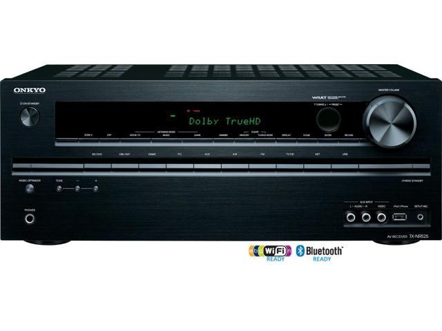 Onkyo TX-NR525 5.2-Channel Network Audio/Video Receiver