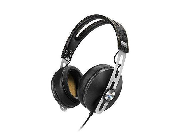 Sennheiser MOMENTUM II Over-Ear Black Headphones for Apple