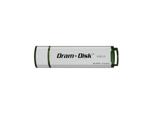 Super Talent 16Gb Express Dram Disk Usb 3.0 Flash Drive (Tlc)
