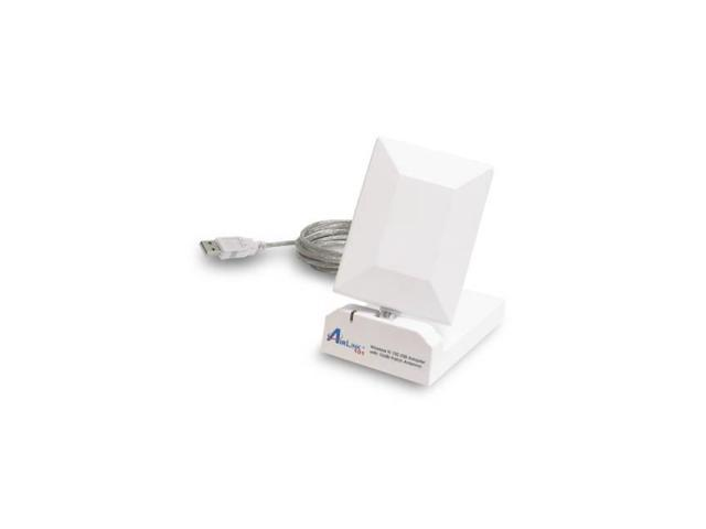Airlink101 Awll5055 Wireless N 150 Usb Adapter W/ 10Dbi High Gain Antenna