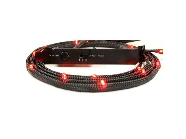 Cb-Led20-Or 2M Sleeved Led Kit (Orange)