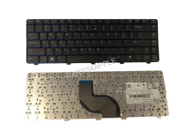 Laptop Keyboard for Dell Inspiron N4010 N3010 M4010 N4020 N4030 N5020 N5030 M5030
