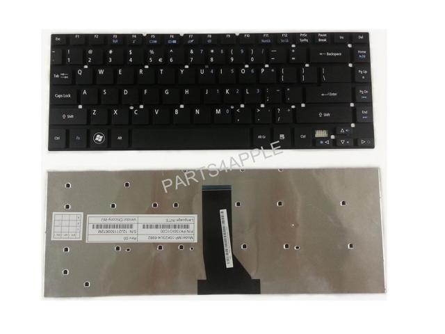 Laptop Keyboard for Acer Aspire 3830 3830G 3830T 3830TG 4830 4830G 4830T 4830TG 4755 4755G 4840 4840G