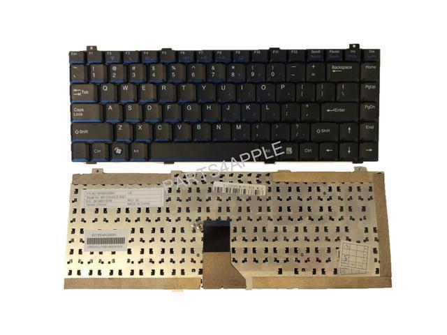 Laptop Keyboard for Gateway T-16 T-1600 T-68 T-6800 T-63 T-6300 T-6801m T-6802m T-6815h T-6816h T-6817c T-6818c T-6819c T-6816 T-6828 T-6836