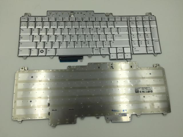 Laptop Keyboard for Dell Inspiron 1720 1721 / Vostro 1700 / XPS M1720 M1721 M1730 Greek