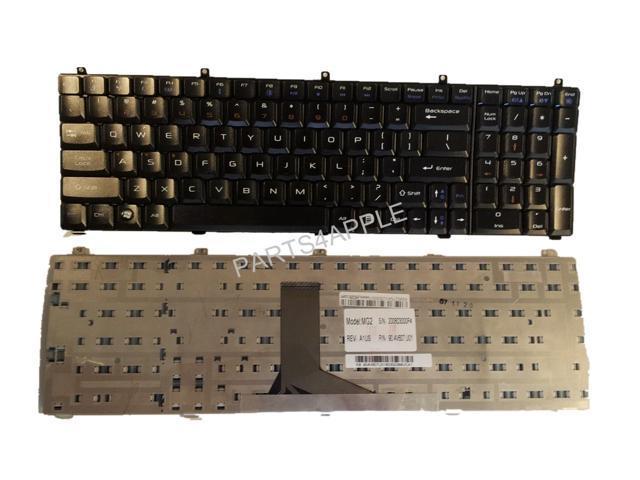 Laptop Keyboard for Gateway MG1 P6301 17