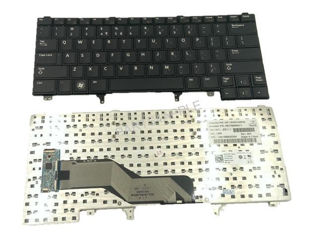 Laptop Keyboard for Dell Latitude XT3 E5420 E5420M E6220 E6320 E6420 E6420 ATG E6420 XFR series