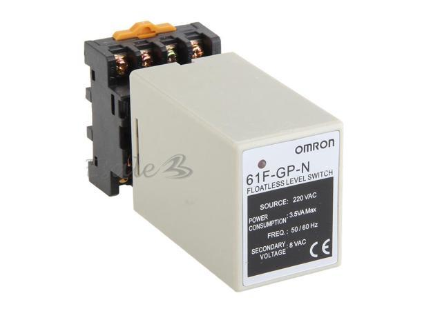 Electromatic Water Liquid Level Floatless Relay 61F-GP-N ...