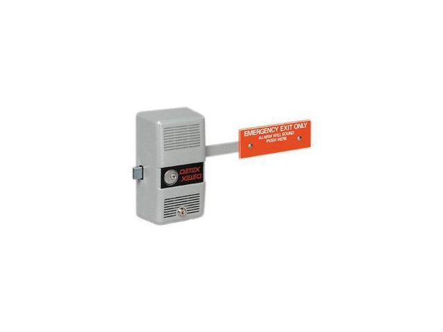 Detex Dx Ecl 230d Battery Operated Exit Control Lock