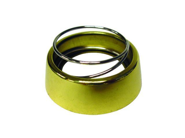 Tuff Stuff 5122collar Brass Cylinder Collar With Spring