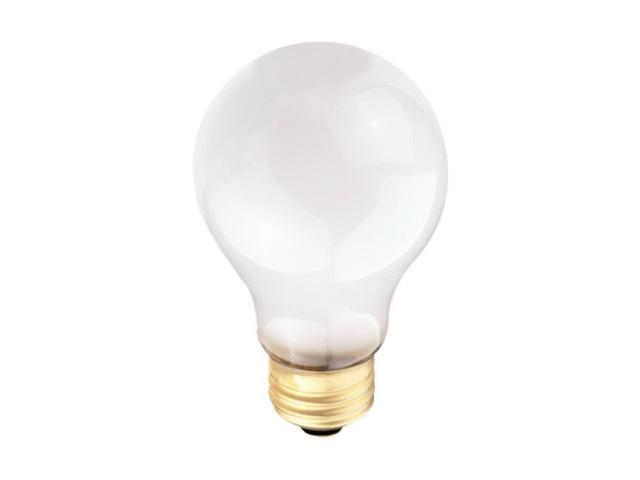 Westpointe 70860 100a19 F Rs 100w 120v Frosted Rough Service Specialty Light Bulb