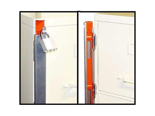 Progressive Hardware File Cabinet Locking Bar 2 Drawer