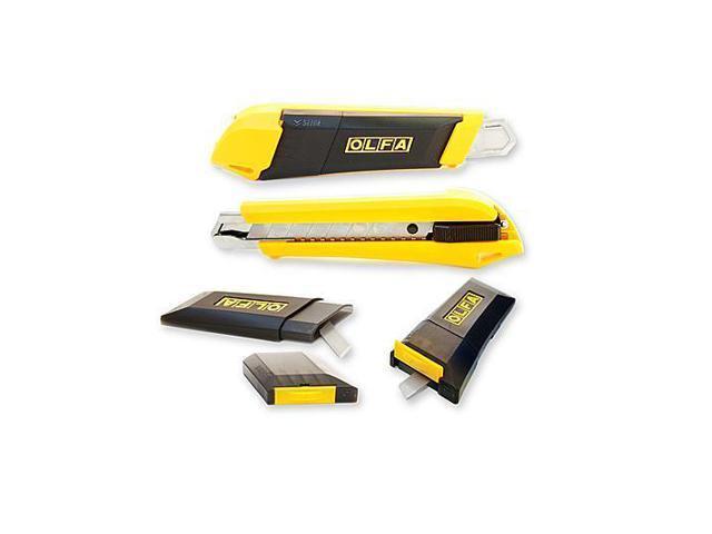 Snap It 'N' Trap It Heavy-Duty Utility Knife heavy-duty utility knife