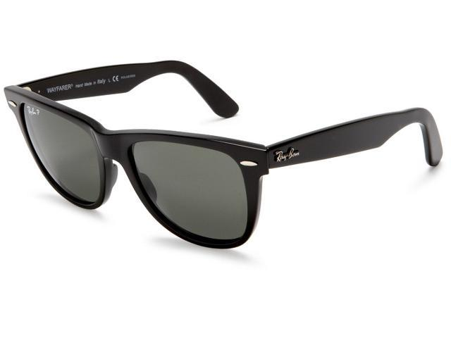 Ray Ban Rb2140 Original Wayfarer  ray ban rb2140 original wayfarer sunglasses black newegg com