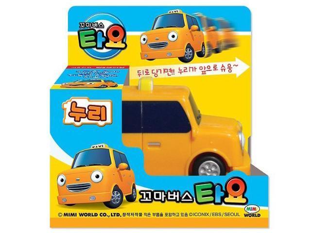 Tayo The Little Bus Mini Car Nuri Korean Tv Animation Toy Newegg Com