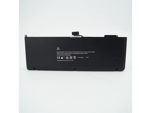 BTExpert® Laptop Battery for Apple MACBOOK PRO 15.4 2.6GHZ CORE I7 (MD104LLA A1286 MACBOOKPRO9 2) - MID 2012 5200mah