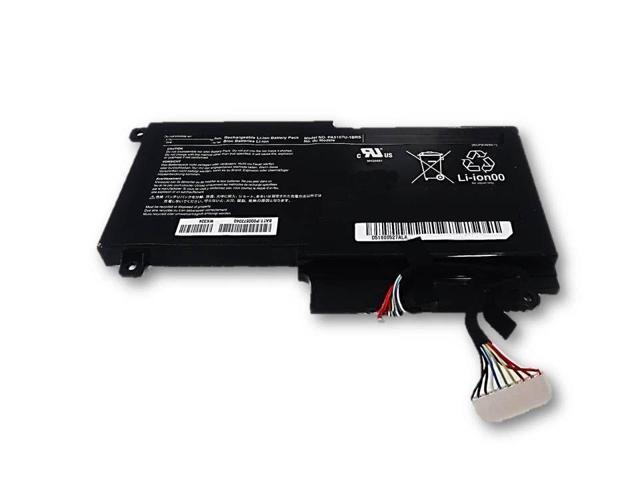 BTExpert® Laptop Battery for Toshiba Satellite P50-A-11U P50-A-125 P50-A-12K P50-A-12L 2600mah 2 cell