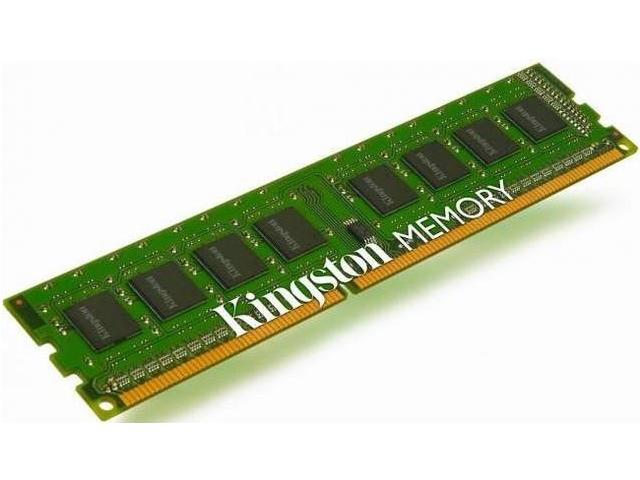 Kingston Value Ram 2GB (1 x 2 GB) DDR3 1600MHz 240-pin DIMM Desktop Memory Model: KVR16N11S6/2 HK053