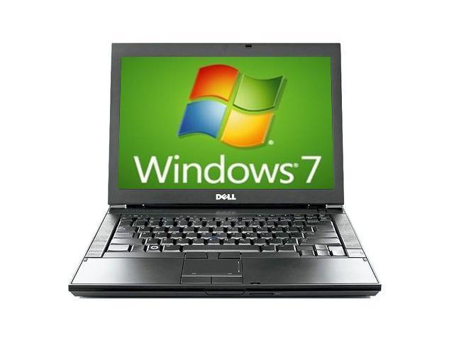 Dell Laptop Latitude E6400 - Core 2 Duo 2.40GHz - 2GB RAM - 160GB Hard drive - DVD+CDRW - Windows 7 Home Premium 64bit