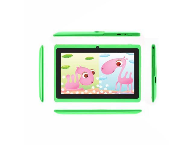 """16GB Multi-Color 7"""" Tablet PC Android 4.2 Dual Core Dual Camera A23 1.5GHz Green"""