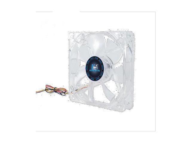 Kingwin CFBL-012LB 120mm Advance Series Long Life Bearing Blue LED Case Fan