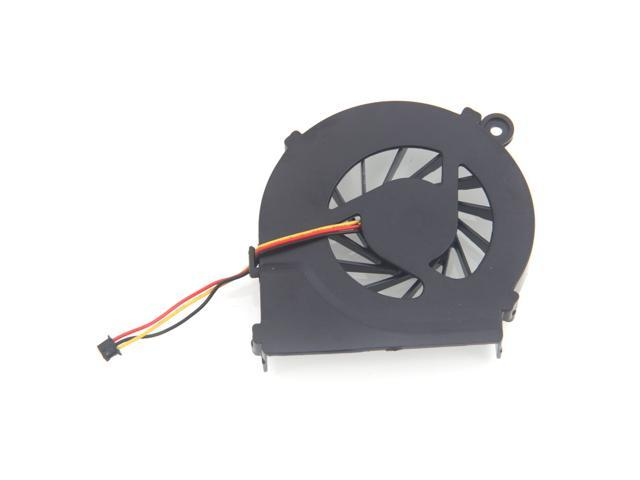 New Laptop CPU Cooling Fan for HP Pavilion G7 G4t G6t G7t Black