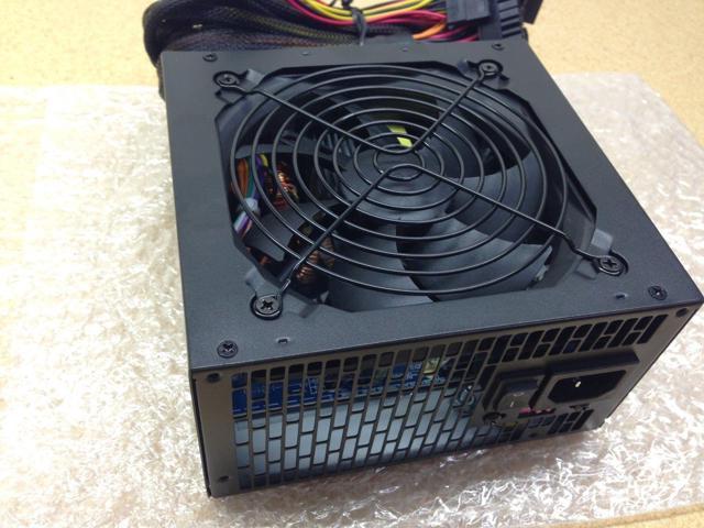 850W Gaming 120MM Fan Silent ATX Power Supply SATA 12V