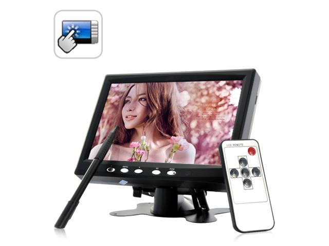 7 Inch Touchscreen LCD Monitor for Car, Computer, POS