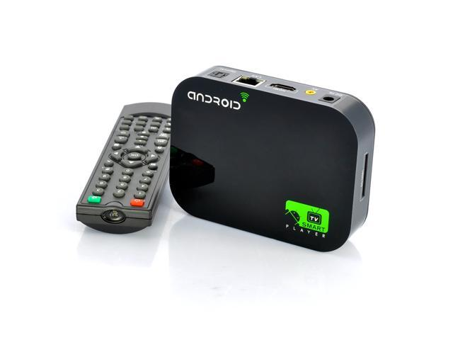 SmartDroid - WiFi Android 4.0 TV Box (1080p, HDMI, A10 1.2GHz CPU)