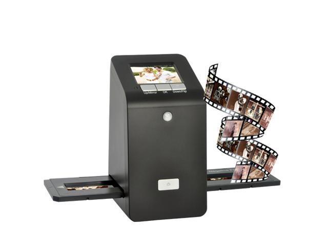 14.0 Megapixel 35mm Film Scanner (5040x3360, 2.4 Inch LCD, AV Out)