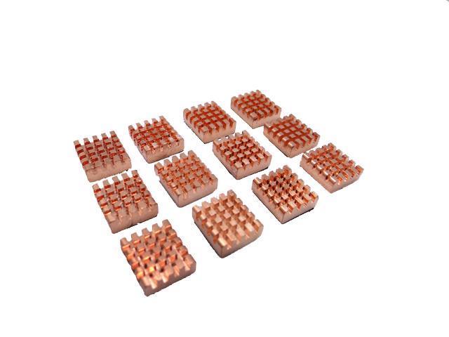 Akust Copper Chip Heatsink - 0.51