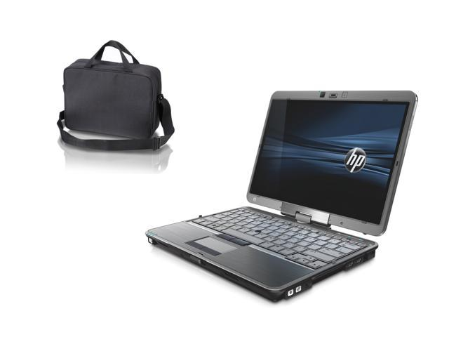 "HP EliteBook 2740P, i5-2.5GHz 2GB/160GB, 12.1"" Multi-Touch, Webcam, WiFi, w/ Free Carrying Case"